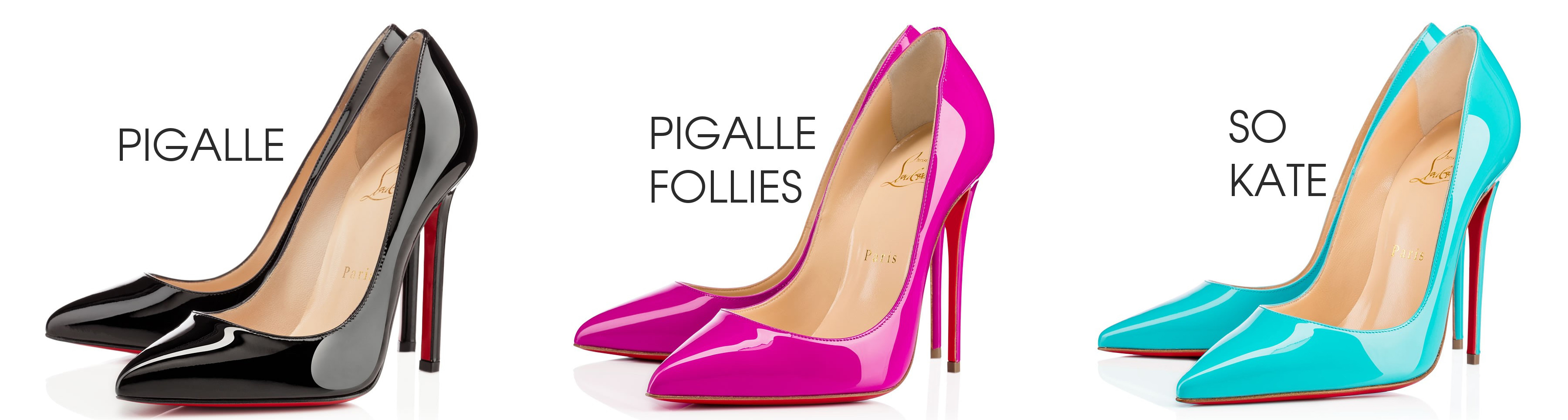 The Difference of Pigalle, Pigalle Follies and So Kate